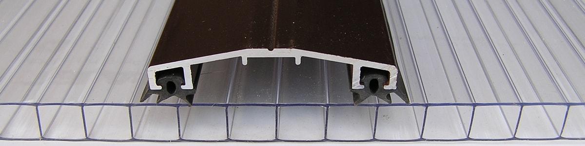 Профили для поликарбоната фото 1