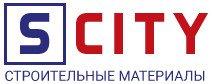 Логотип компании Сити-С - продажа строительных материалов