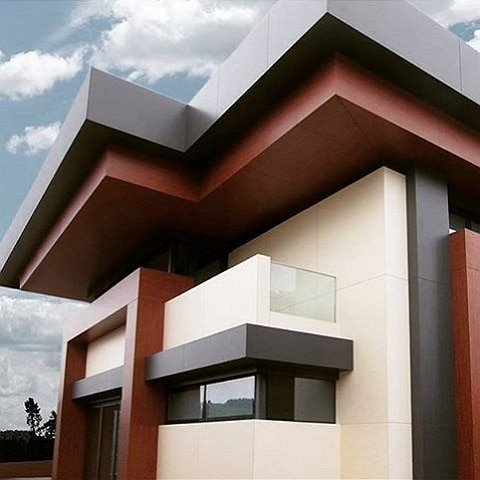 Алюминиевые композитные панели Павлоград 1