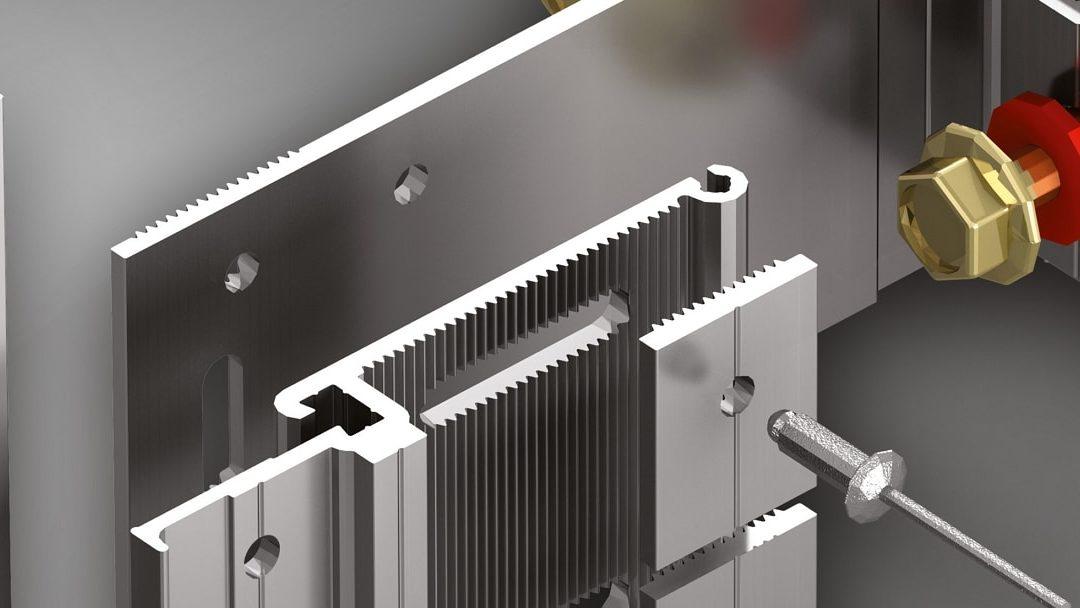 Обработка алюминиевых композитных панелей