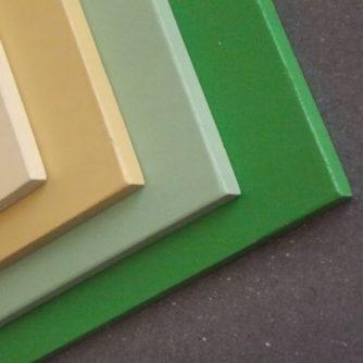 Фиброцементные плиты окрашеные 0