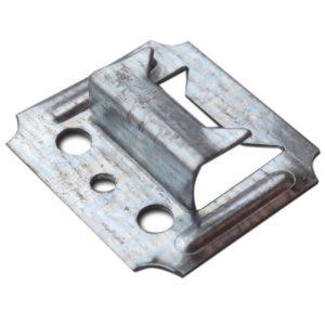 Кляймер гачок нержавіюча сталь 1,2 мм фото