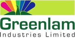GREENLAM лого