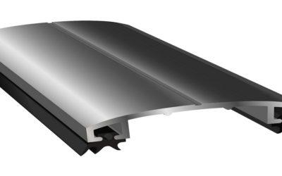 Алюминиевый профиль для монтажа поликарбоната