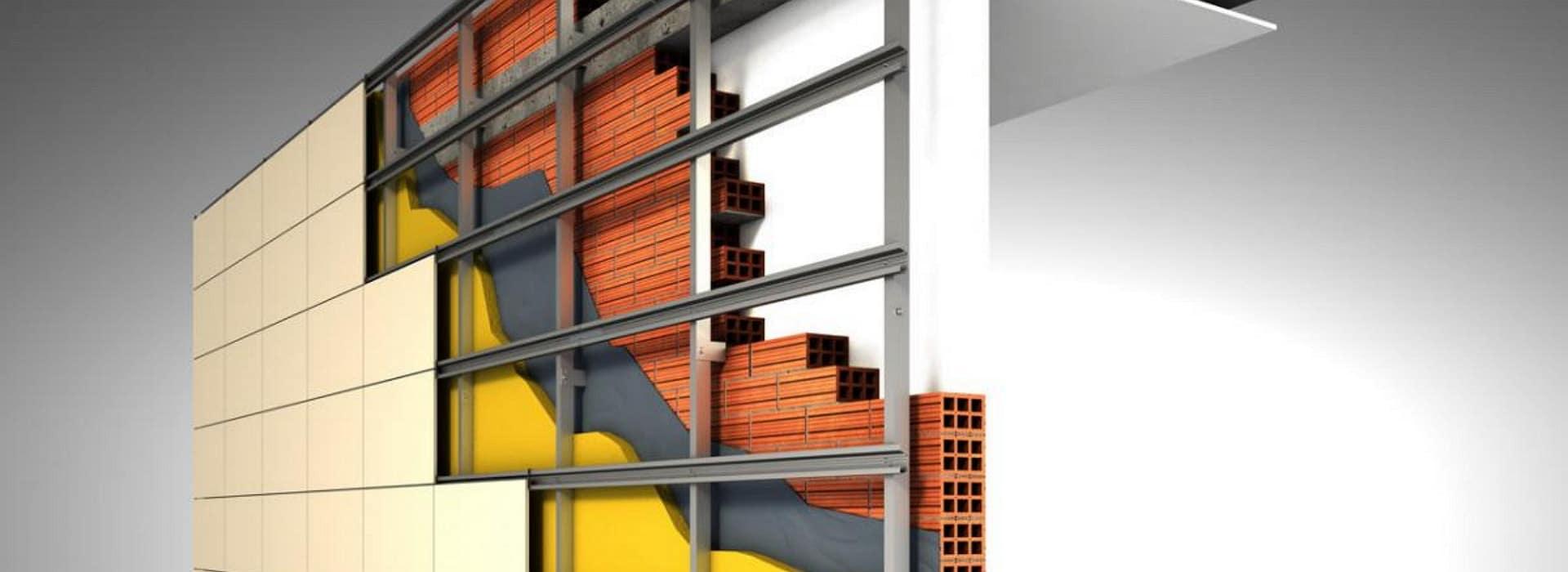 навесные вентилируемые фасады фото 1