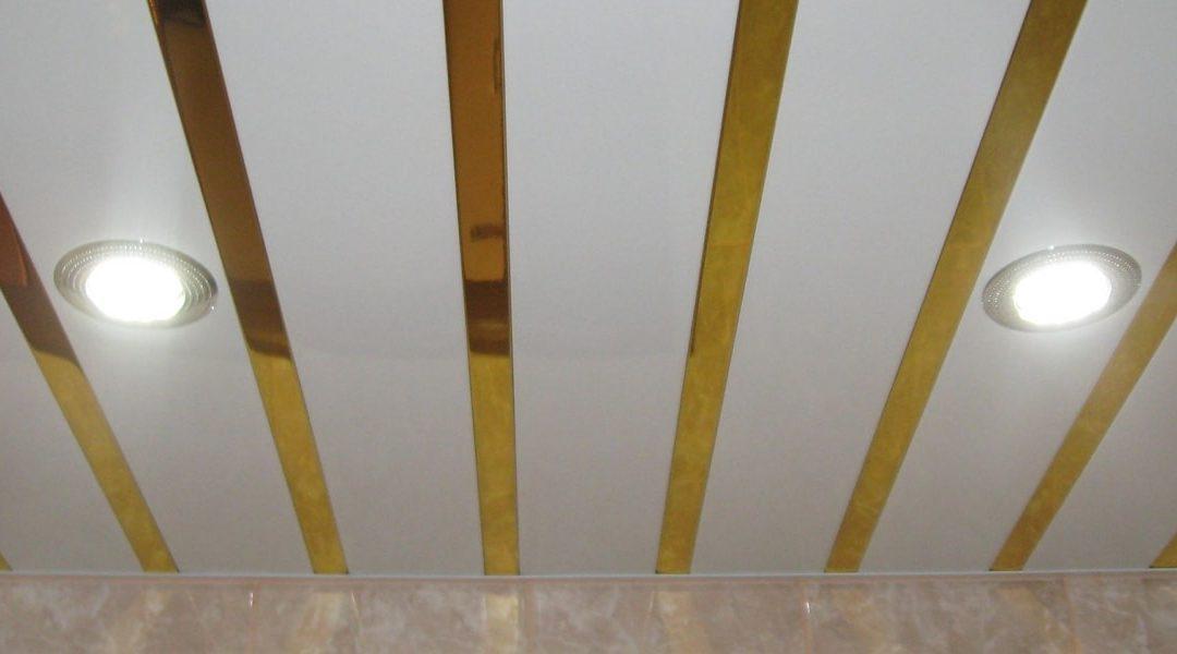 Подвесные потолки из алюминиевых композитных панелей