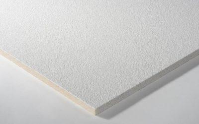 Свойства потолочных панелей из минерального волокна