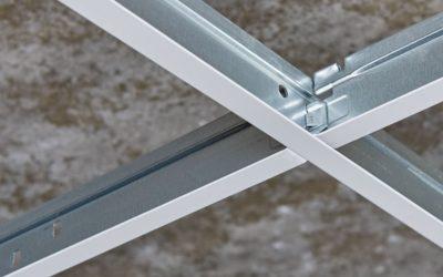 Что необходимо знать при выборе каркаса подвесного потолка
