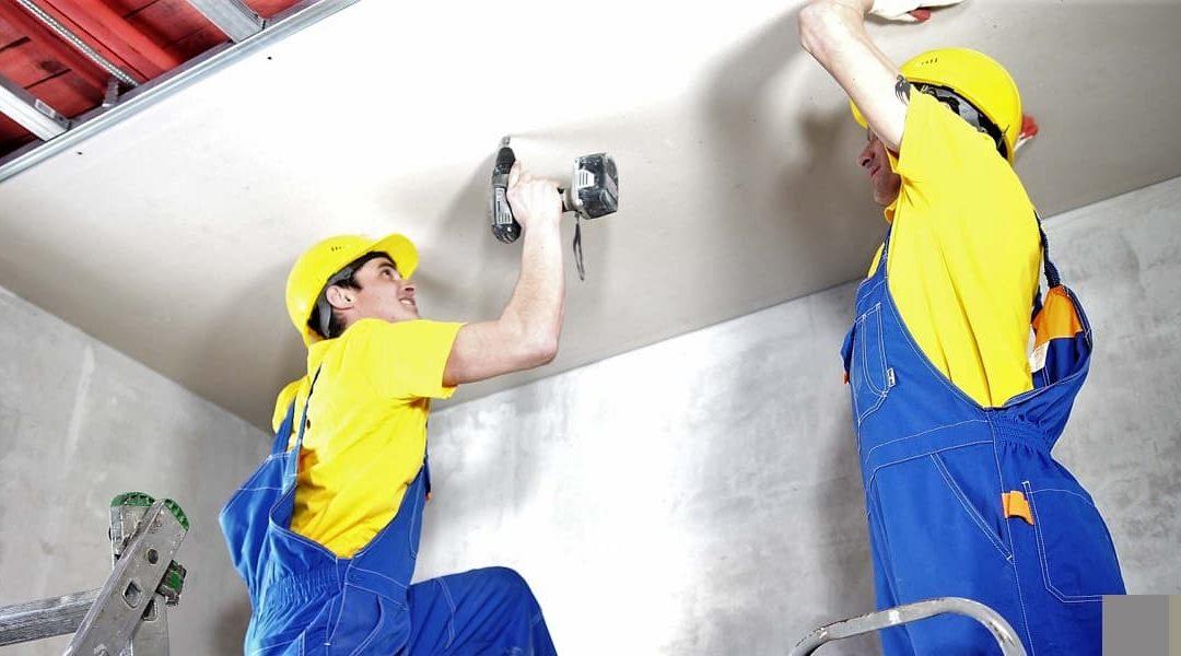 Рекомендации по установке подвесных потолков