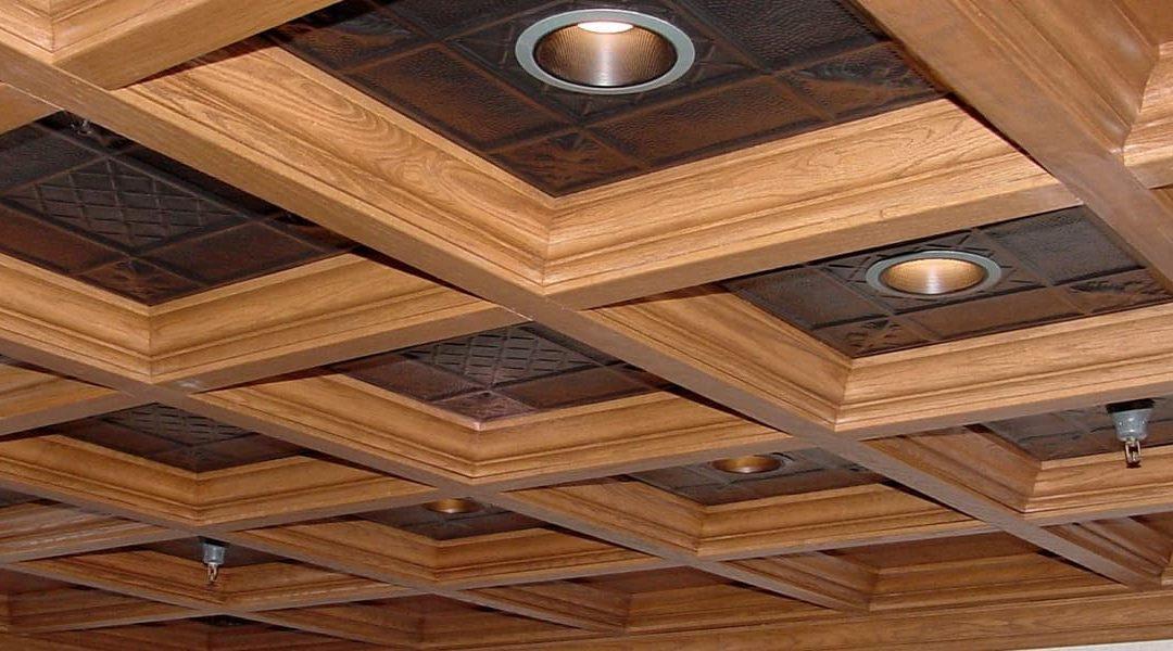 Виды подвесных потолков и их особенности