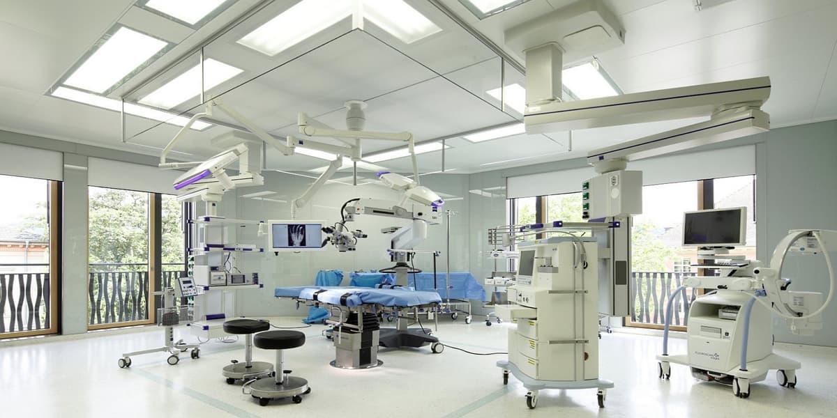 стелі в медичних установах фото 2